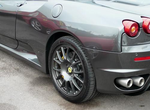 Ferrari F430 Spider Grey Rims Flickr Photo Sharing