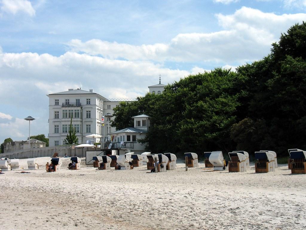 Grand Hotel Heiligendamm Sonderangebote