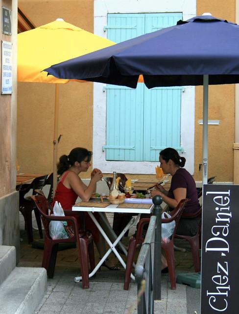 Restaurant Chez Daniel Fabregas Menu