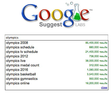 Google Suggest | by search-engine-land
