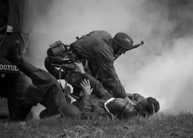 Ww2 Combat Photos Ww2 Hand to Hand Combat