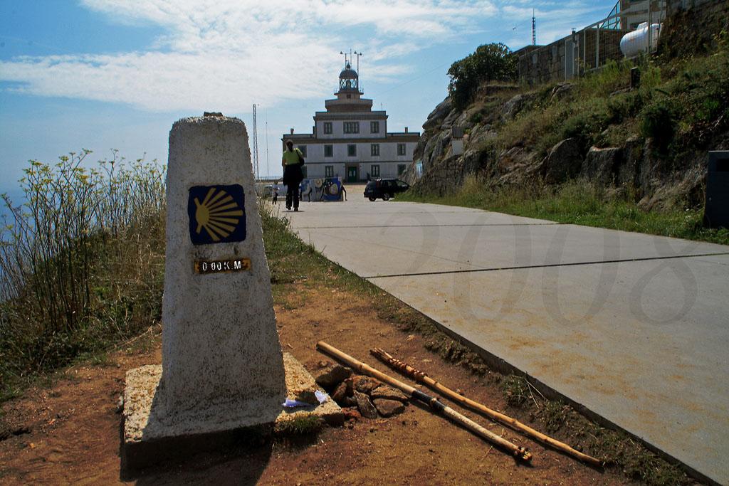 Camino de Santiago: de Compostela a Finisterre en 4 etapas