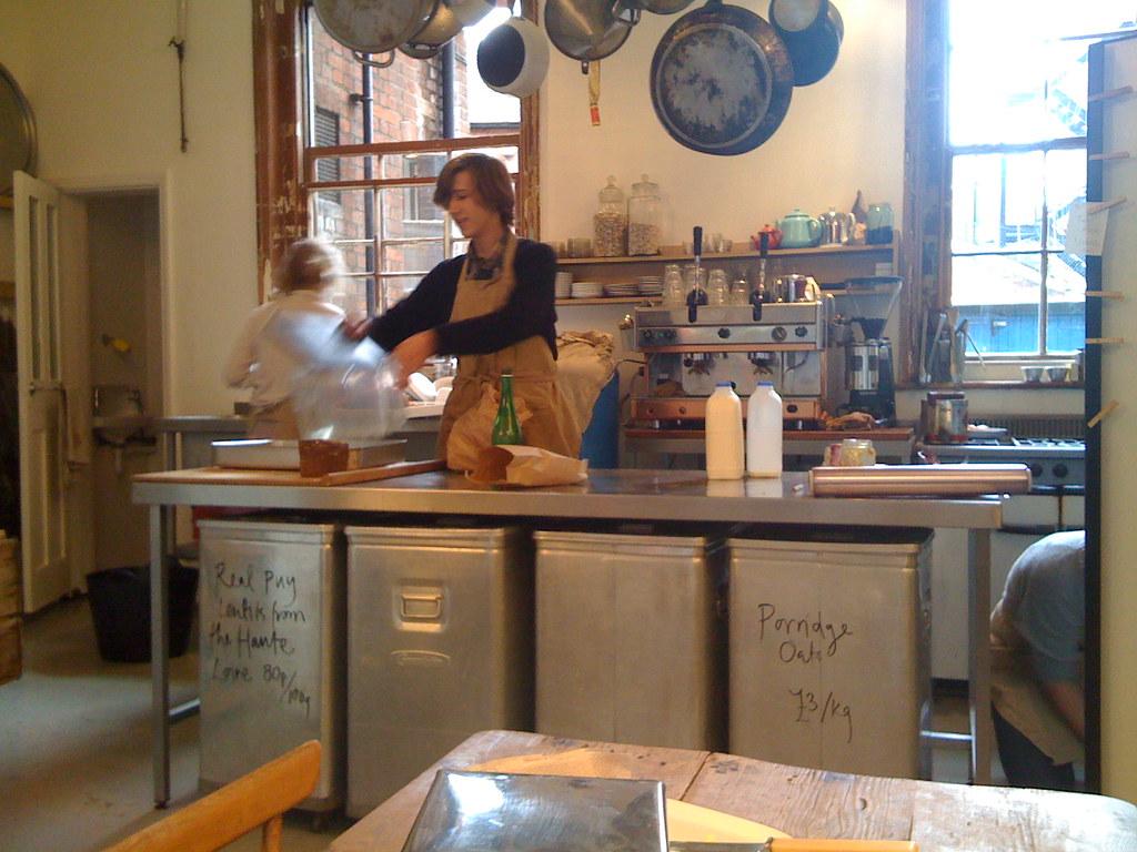 Leila S Cafe Shoreditch Menu