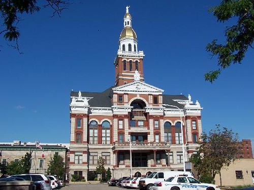 dubuque county courthouse ive seen literally hundreds