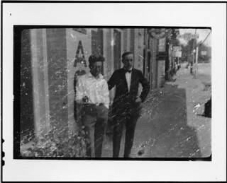 Tennessee v. John T. Scopes Trial: George Washington Rappleyea (left) and Charles Francis Potter (right). | by Smithsonian Institution