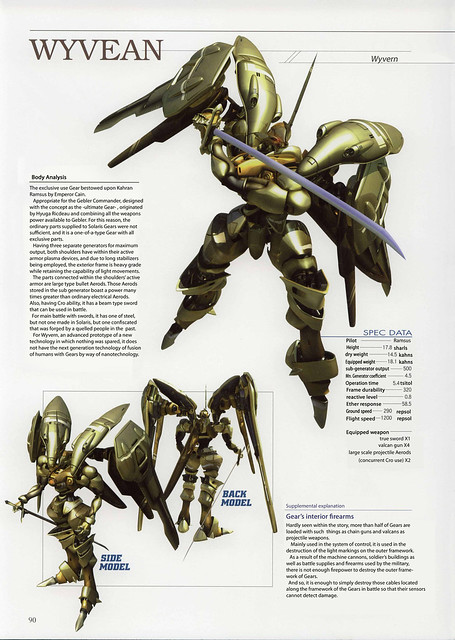 xenogears perfect works the real thing zip