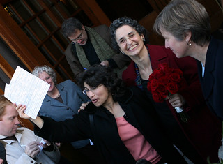 Same-Sex Connecticut Couples Begin Tying The Knot | by WNPR - Connecticut Public Radio