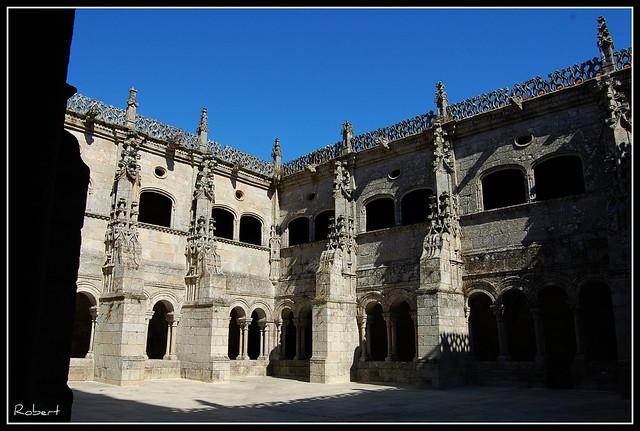 Mosteiro de Santo Estevo  Flickr - Photo Sharing!