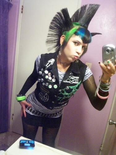 Punk Girl  Erick Hrz Aguirre  Flickr-1079