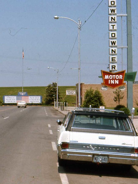 Downtowner Motor Inn Greenville Ms My Family Lived