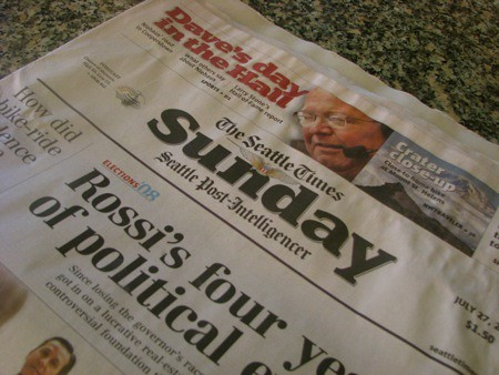 Which sunday papers have coupons
