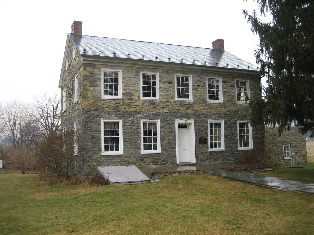 1810 Pennsylvania German Farmhouse At The Pennsylvania Ger