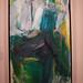 John Kennedy Portrait, by Elaine de Kooning