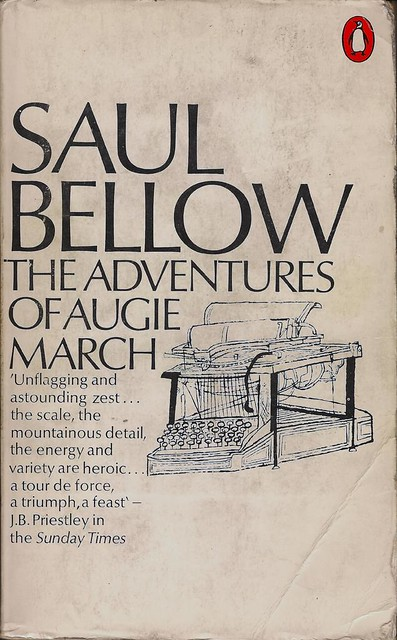 AUGIE MARCH SAUL BELLOW PDF