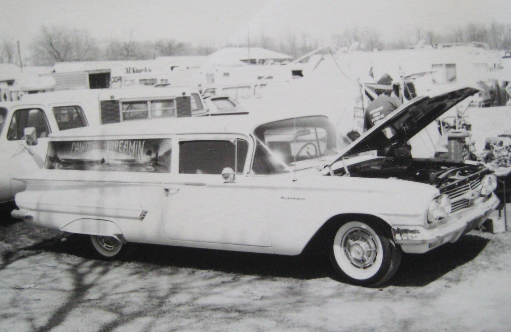 Carlisle Pa Flea Market In The 80 S 1960 Chevrolet Sedan