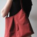 JULIANA Pleated Bag in Paprika