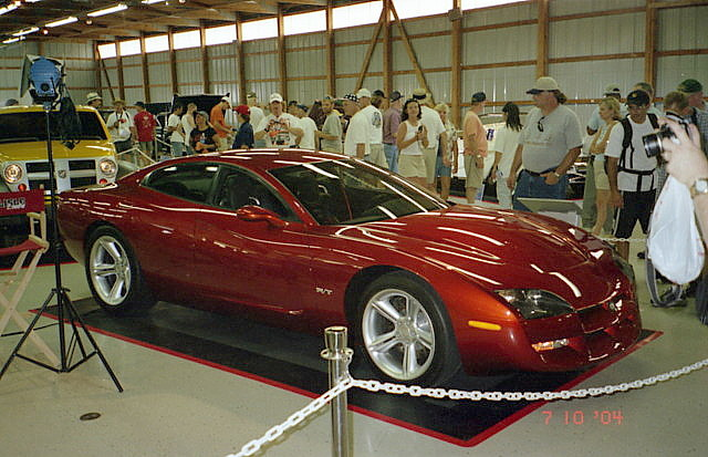 1999 Dodge Charger Rt Concept Car Carlisle All Chrysler N Flickr