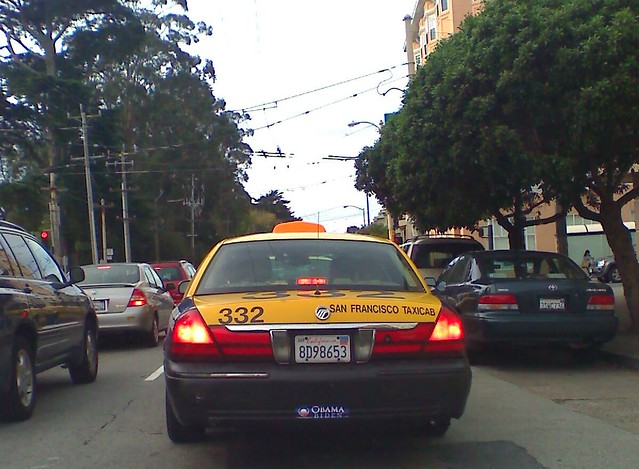 Fake Taxi In San Francisco I M Really Suspicious About