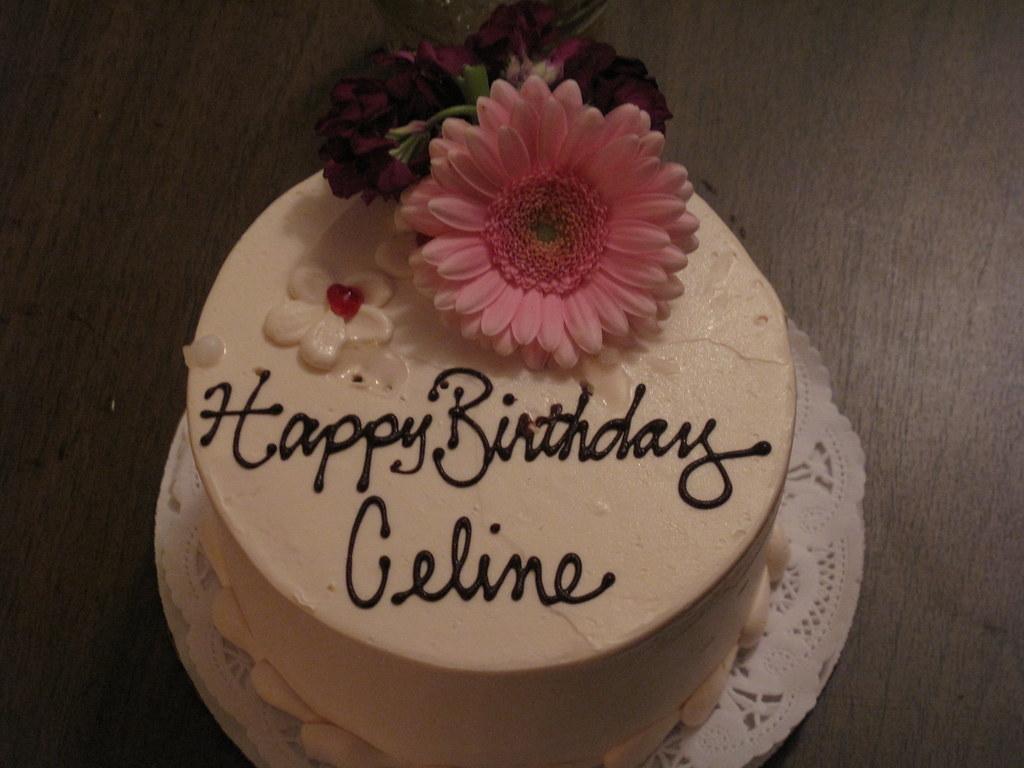 Happy Birthday Celine ...