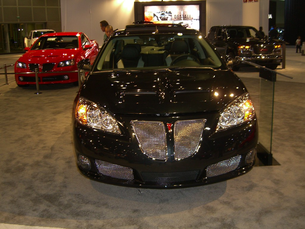 2008 Pontiac G6 Gxp Sedan 3 6l V6 Auto