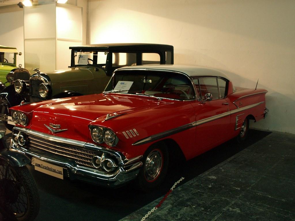 Chevrolet Impala Del 1955 Chevrolet Impala Del 1955