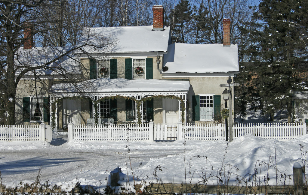 Doctor S House C 1830 Black Creek Pioneer Village Tor