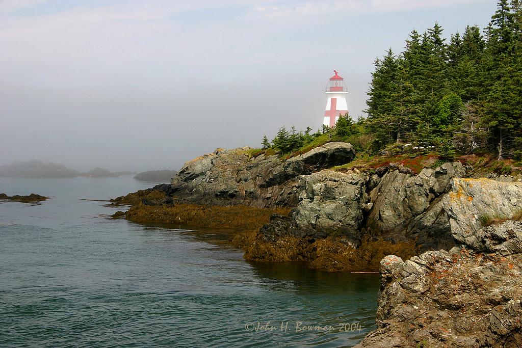 Lubec & Campobello Island - Fantastic Lighthouses!