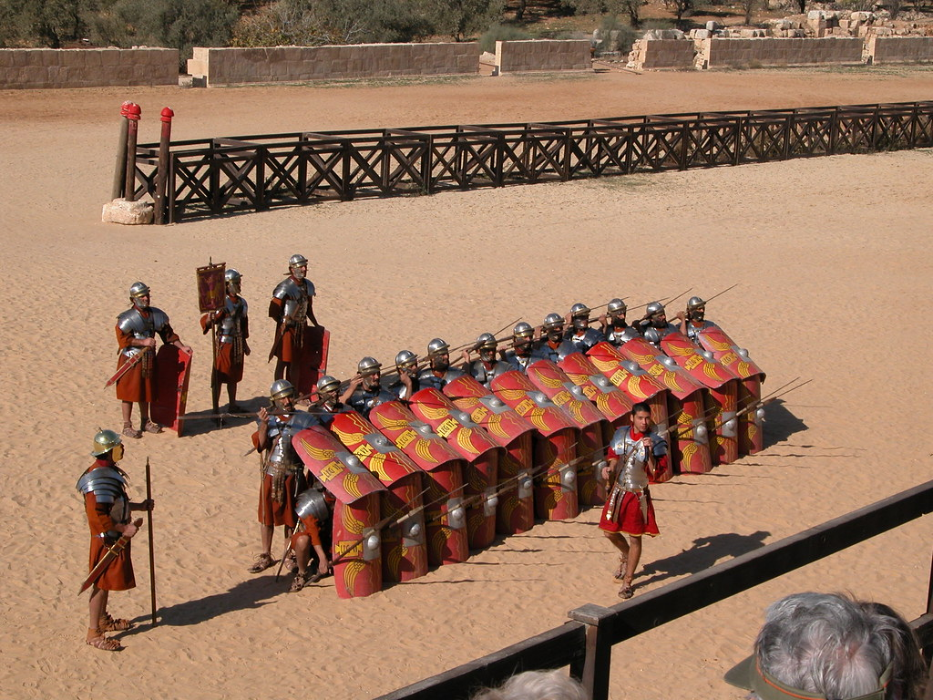 """Did the Roman Military have """"special forces""""?"""