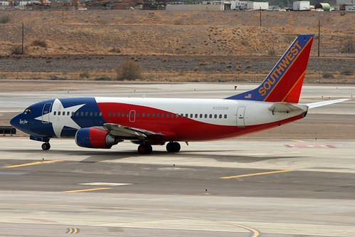 Southwest Airlines Boeing 737-300 - N352SW - Lone Star One | by zonaphoto