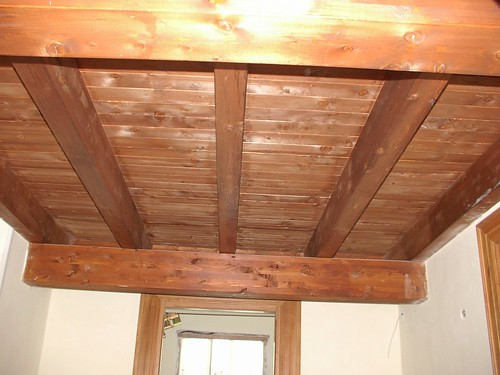 Soppalco in legno con travi  Flickr - Photo Sharing!