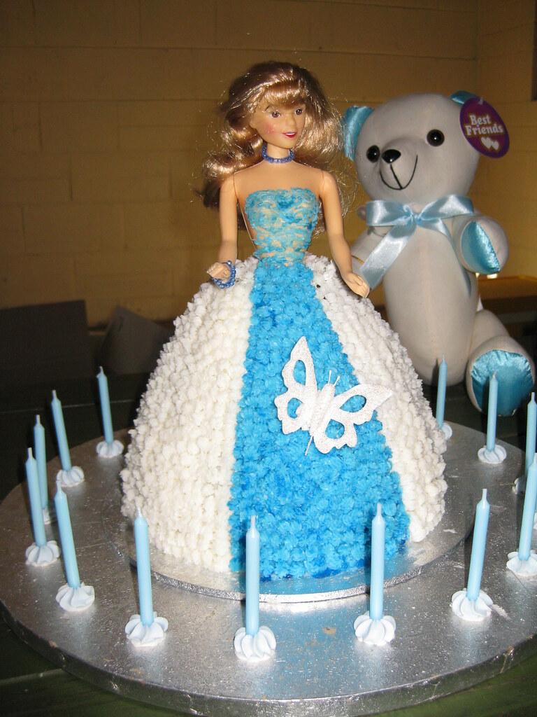 Barbie Birthday Cake Sainsbury S