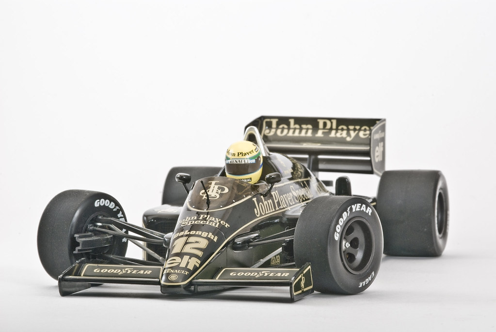 ayrton senna john player special f1 lightning. Black Bedroom Furniture Sets. Home Design Ideas