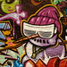 Rime MSK SeventhLetter LosAngeles Graffiti Art Close-Up
