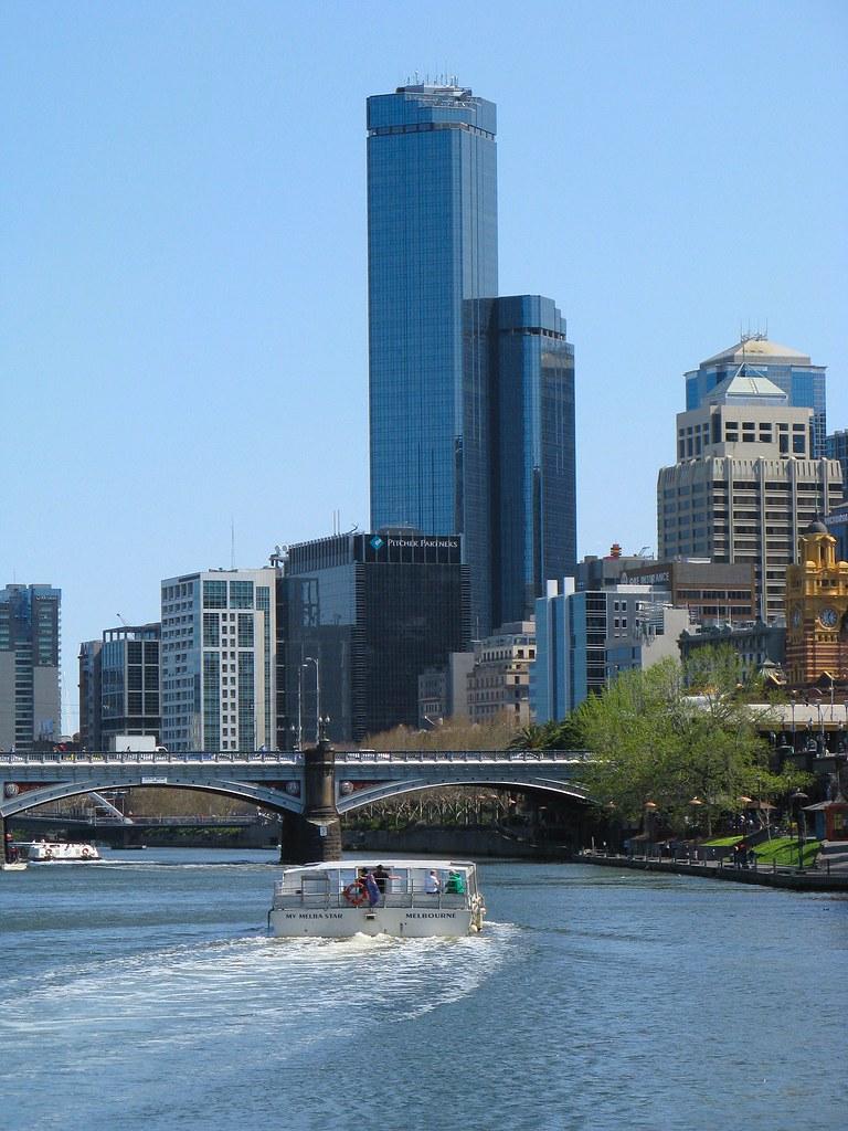 Rialto Towers Melbourne Melbourne S Rialto Towers Were