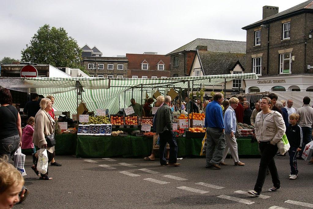 Bury St Edmunds Food Festival