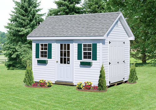 Outdoor Sheds For H