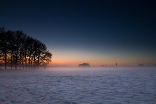 dutch winter landscape wallpaper flickr photo sharing