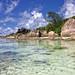 plage anse source d'argent seychelles