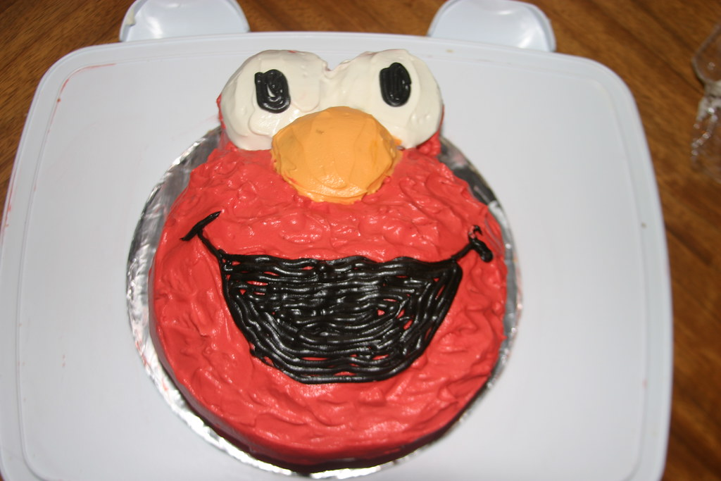 Elmo Cake Pan Michaels
