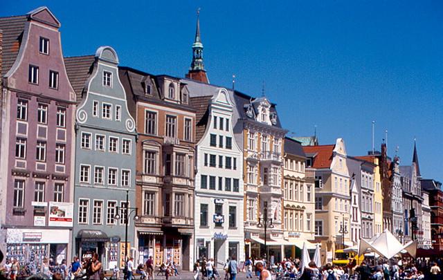 Enkelt Rostock gratis