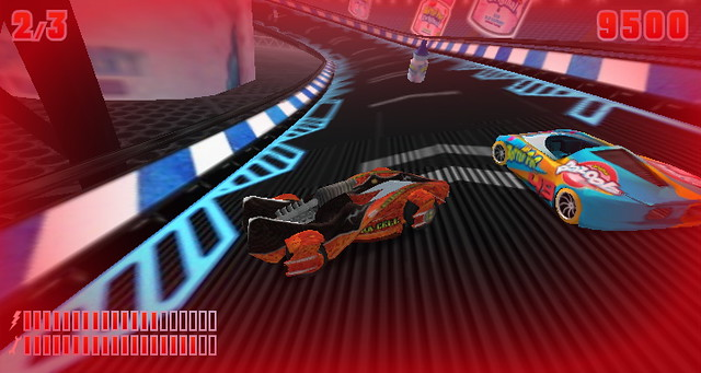 Racing In Car >> Topps Speed Racer Candy Tracks online racing game - Baby B… | Flickr