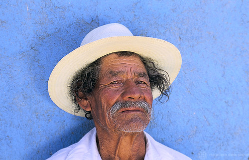 Portrait man in hat. Mexico | by World Bank Photo Collection