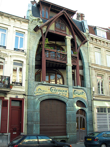 Lille maison coillot flickr photo sharing for Archi lille