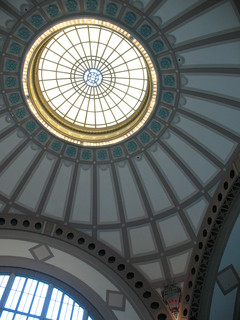 Dome at the Chattanooga Choo Choo | by rmkoske