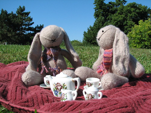 Bunnies' Tea Party Picnic | by sarahemcc