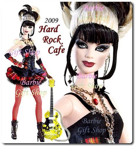 Hard Rock Cafe Barbie