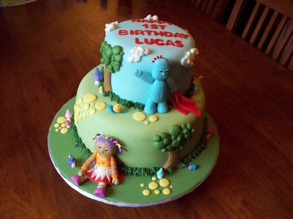 Cake Decoration In The Night Garden ~ Prezup for .