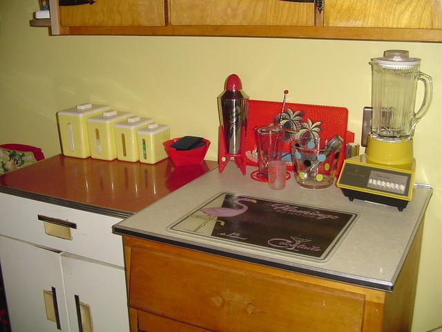 Small Bar Setup Area In Kitchen John Flickr