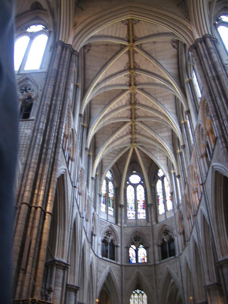 Inside Westminster Abbey Jason Barmer Flickr
