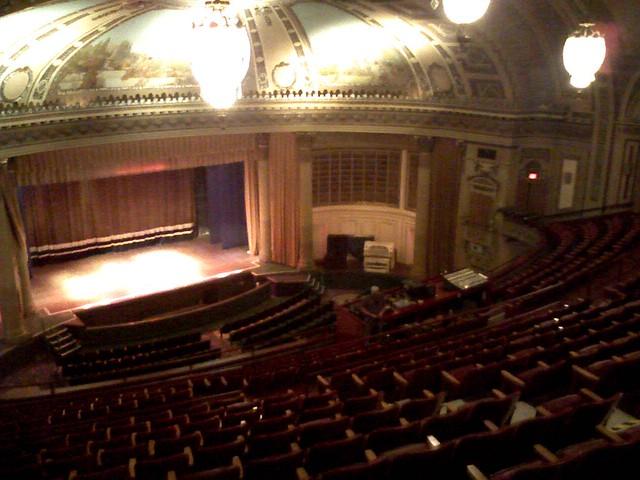 capitol theatre davenport ia magnificence boz bros flickr